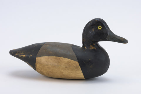 Folk Art Duck Decoy