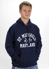 St. Michaels Hooded Sweatshirt