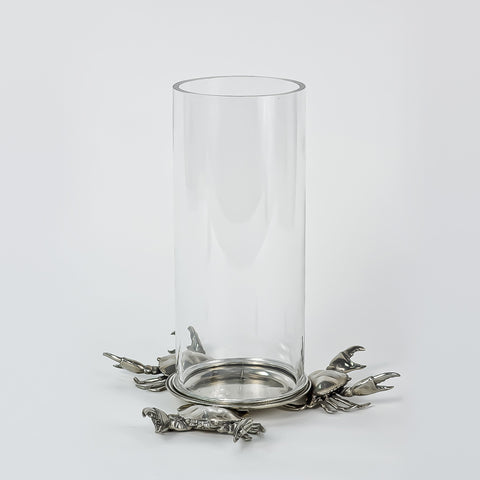 Vagabond House Crab Pillar Candle