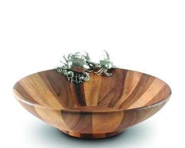 Vagabond House Crab Salad Serving Bowl