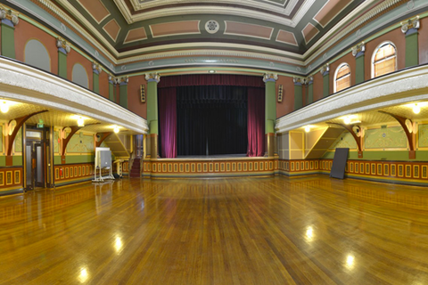 Kegs on Legs Recommended Drinks Catering Venue - Fitzroy Town Hall, Melbourne