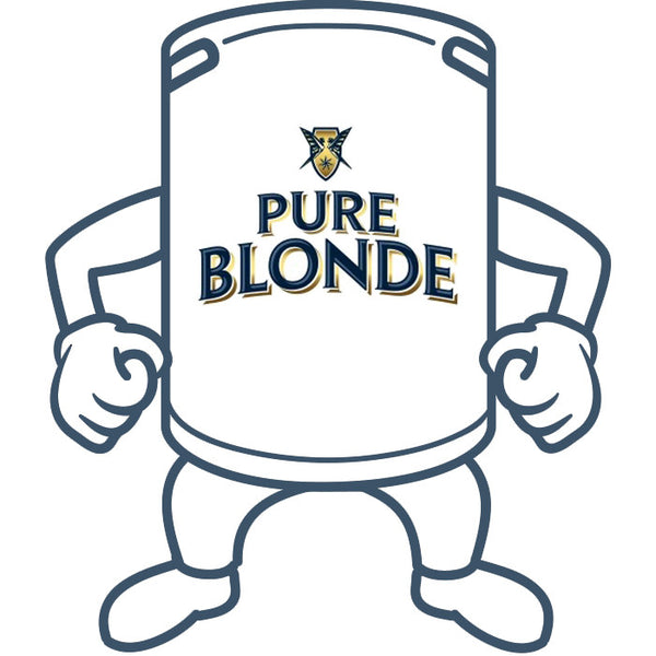 Pure Blonde <br>50lt Keg