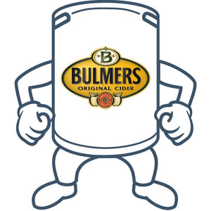 Bulmers Apple Cider <br>50lt Keg