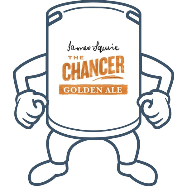 James Squire The Chancer Golden Ale <br>50lt Keg