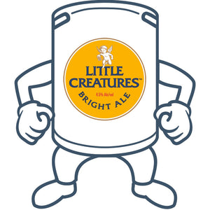 Little Creatures Bright Ale <br>50lt Keg