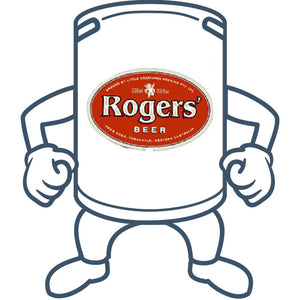 Little Creatures Rogers Beer <br>50lt Keg