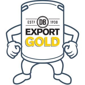 DB Export Gold <br>50lt Keg