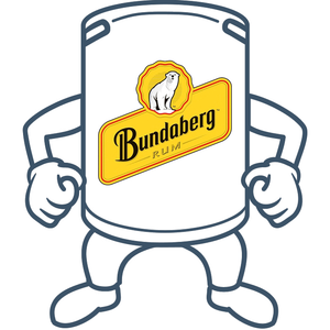 Bundaberg / Bundy Rum & Cola <br>50lt Keg
