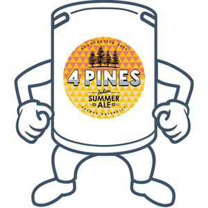 4 Pines Indian Summer Ale <br>50lt Keg