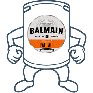 Balmain Brewing Original Pale Ale <br>50lt Keg
