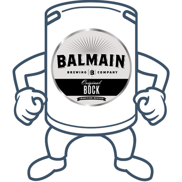 Balmain Brewing Original Bock <br>50lt Keg