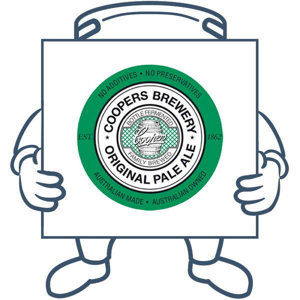 Coopers Pale Ale <br> Keg + Dispensing System Pack