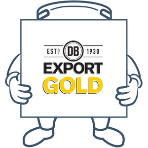 DB Export Gold <br> Keg + Dispensing System Pack