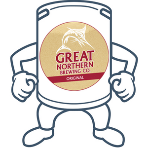 Great Northern Brewing Original Lager <br> 50lt Keg