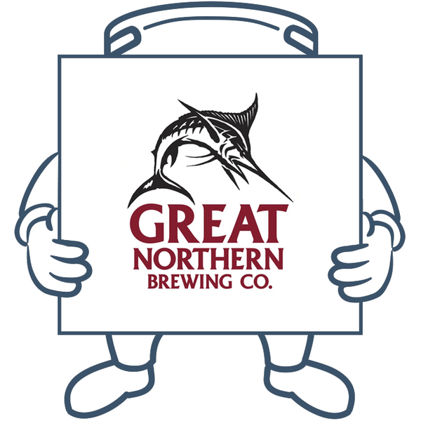Great Northern Brewing Super Crisp Lager <br> Keg + Dispensing System Pack