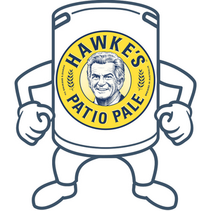 Hawke's Patio Pale Ale <br>50lt Keg