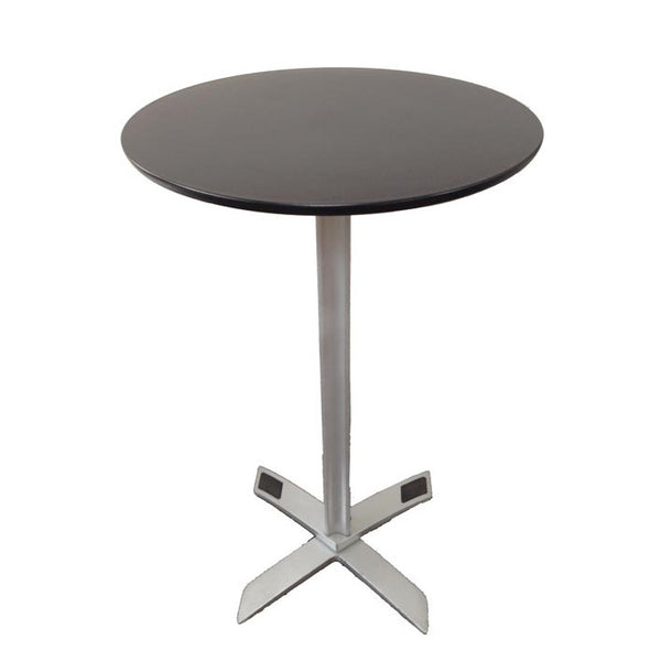 High Bar Table Black