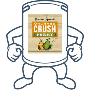 James Squire Orchard Crush Pear Cider <br>50lt Keg