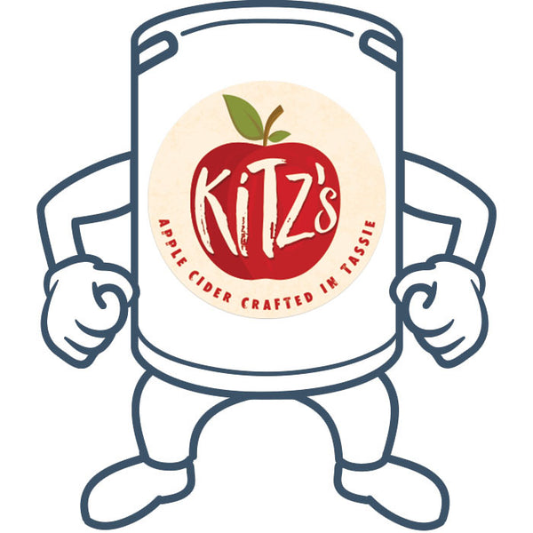 Thunder Road Kitz's Apple Cider<br>50lt Keg