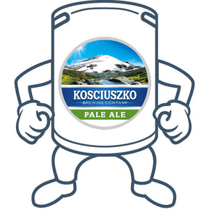 Kosciuszko Pale Ale <br>20lt Keg **Limited Availability**