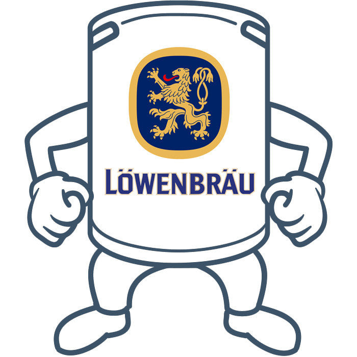 lowenbrau original kegs for sale hire melbourne sydney kegs on rh kegsonlegs com au lowenbrau lion logo löwenbräu münchen logo