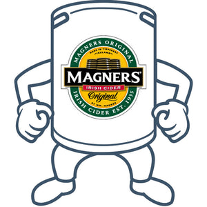 Magners Irish Cider <br>50lt Keg