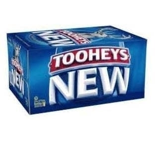 Tooheys New<br>Case of 30