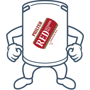 Philter Red <br>50lt Keg