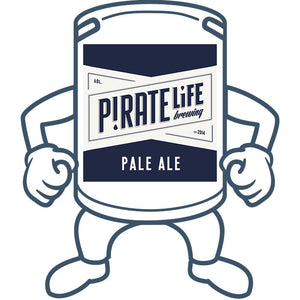 Pirate Life Pale Ale <br>50lt Keg