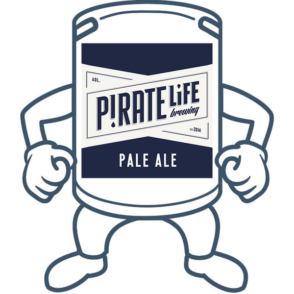 Pirate Life Pale Ale <br>20lt Keg