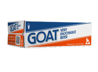 Mountain Goat Goat Lager<br>Case of 24