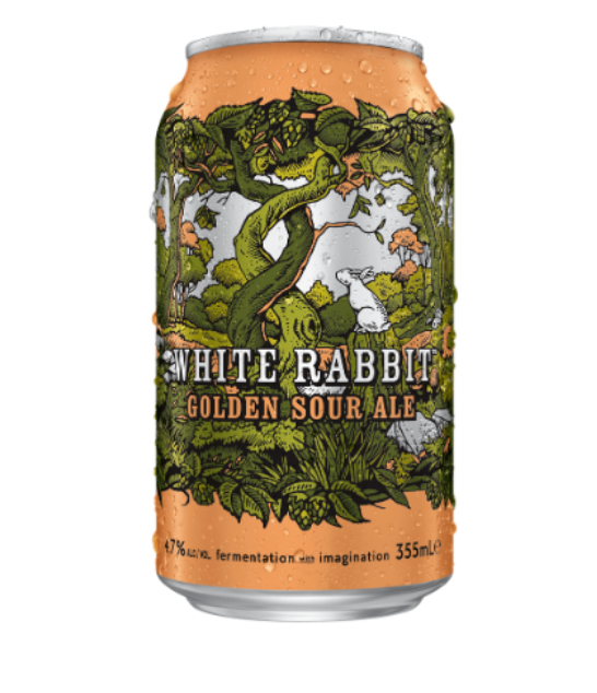 White Rabbit Golden Sour<br>Case of 24