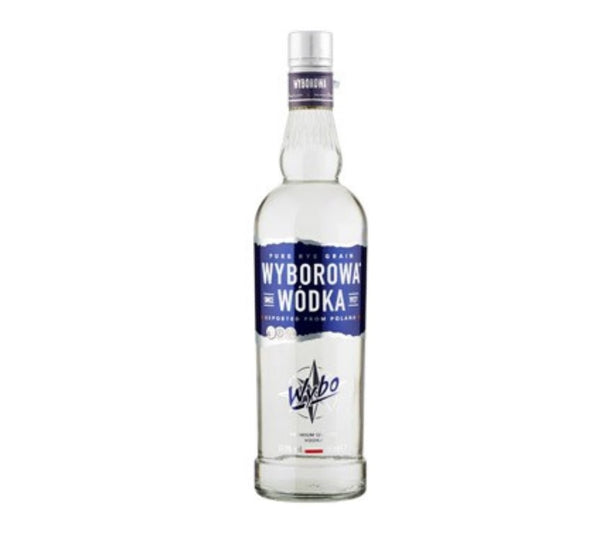 Wyborowa Vodka<br>Bottle