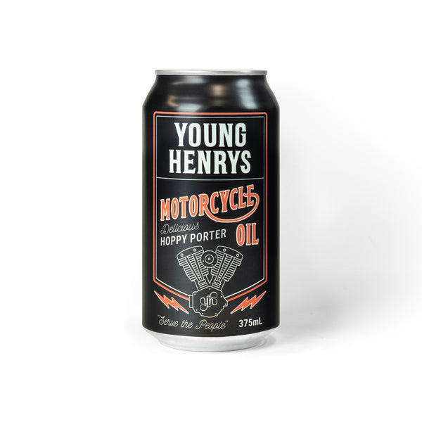 Young Henrys Motorcycle Oil Porter<br>Case of 24