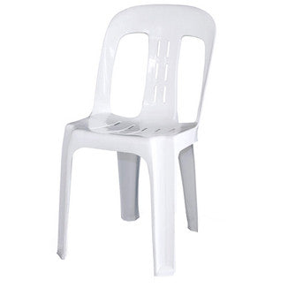 White Bistro Chair