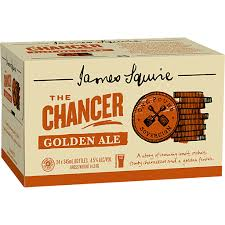 James Squire The Chancer Golden Ale<br>Case of 24