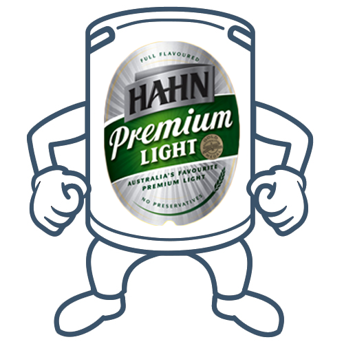 Hahn Premium Light <br> 50lt Keg