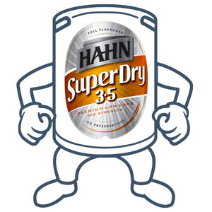 Hahn Super Dry 3.5 <br> 50lt Keg