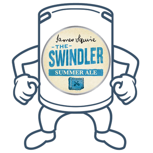 James Squire The Swindler Tropical Pale <br> 50lt Keg