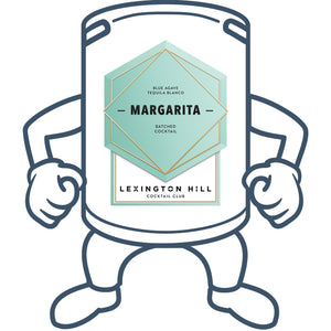 Lexington Hill Margarita<br>20lt Keg