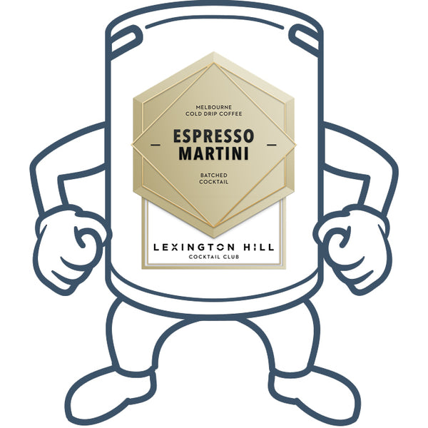 Lexington Hill Espresso Martini<br>20lt Keg