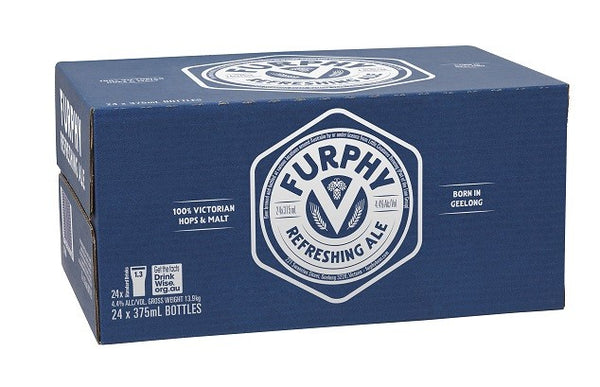 Furphy Refreshing Ale<br>Case of 24