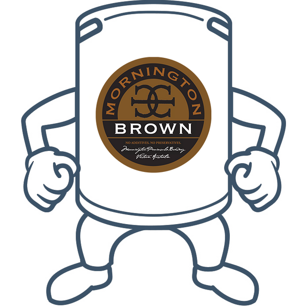 Mornington Peninsula Brown Ale<br>50lt Keg