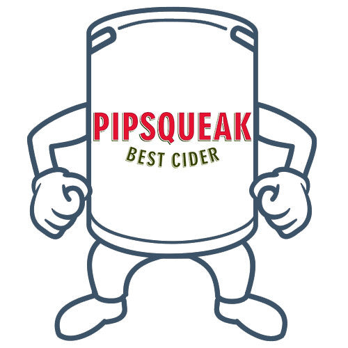 Pipsqueak Apple Cider <br>50lt Keg