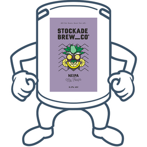 Stockade Mr Fruju NEIPA<br>50lt Keg