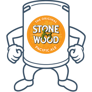 Stone & Wood Pacific Ale<br>50lt Keg