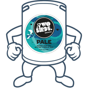 Two Birds Pale Ale <br>50lt Keg