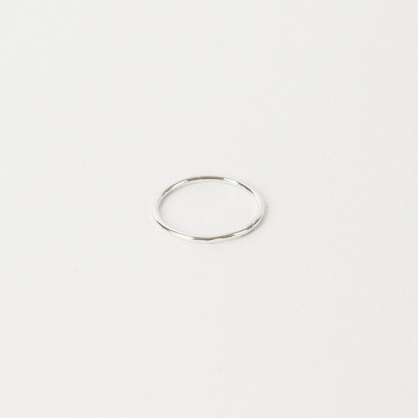 Stacking Ring / Silver