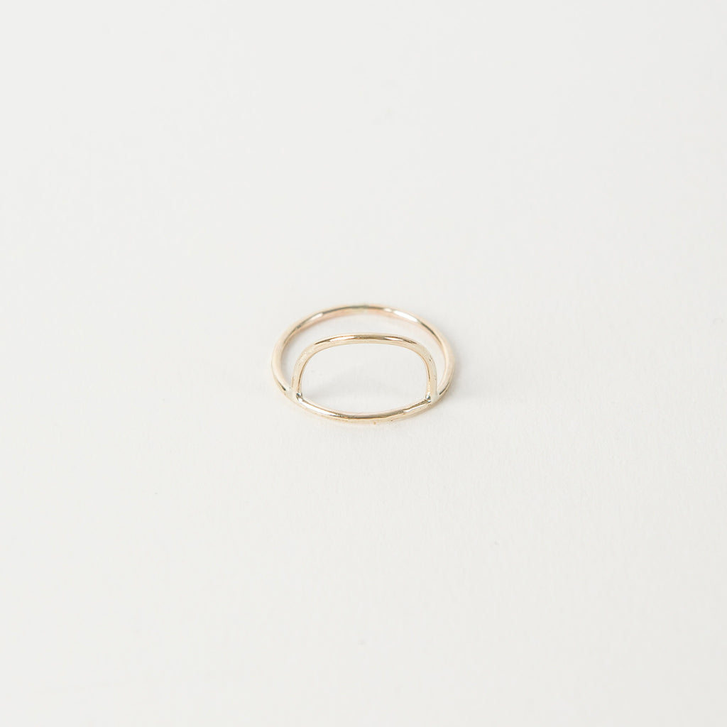 Arc Ring / Gold