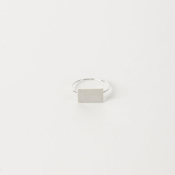 Rectangle Stacking Ring